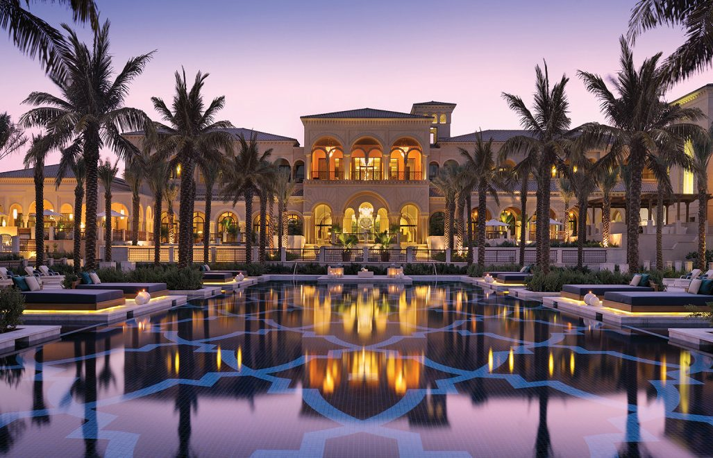 One Thousand and One Nights Inside These 5 Luxury Hotels in Dubai