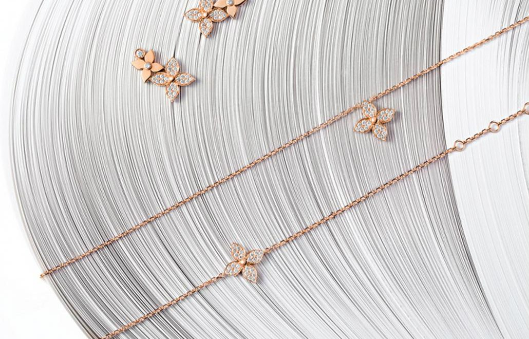 The Star Blossom Collection – Fine Jewelry By Louis Vuitton
