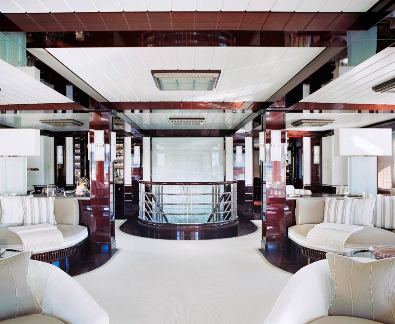 best interior designers The 10 Most Recognized Superyacht's Best Interior Designers francois catroux house designs ss09