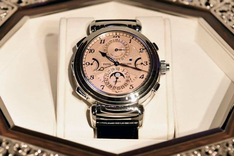 Patek Philippe's Grandmaster Chime - The Most Expensive Timepiece most expensive timepiece The Most Expensive Timepiece In The World Is By Patek Philippe https   s3 eu west 1