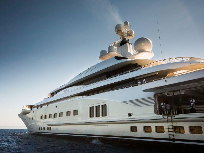 10 Unique Superyachts, 10 Symbols Of Luxury superyachts 10 Unique Superyachts, 10 Symbols Of Luxury pelorus1