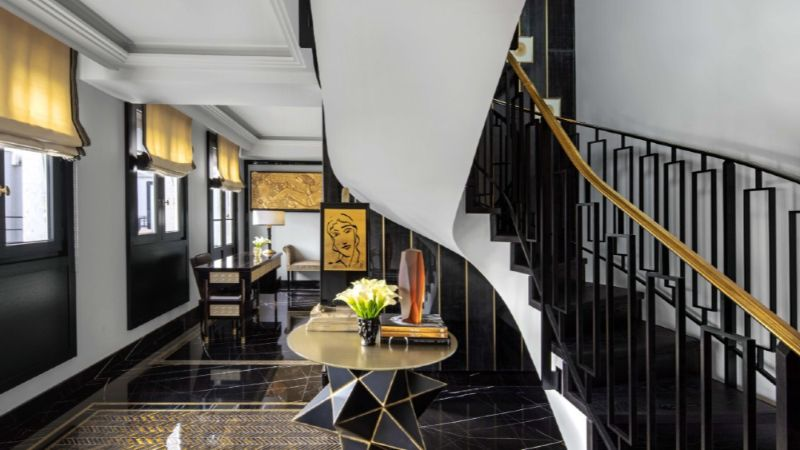 Inside The Most Expensive And Luxury Suite In Paris luxury suite Inside The Most Expensive And Luxury Suite In Paris prince de galles paris 2019 72 1