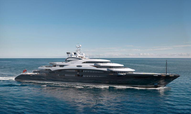 10 Unique Superyachts, 10 Symbols Of Luxury superyachts 10 Unique Superyachts, 10 Symbols Of Luxury serene1