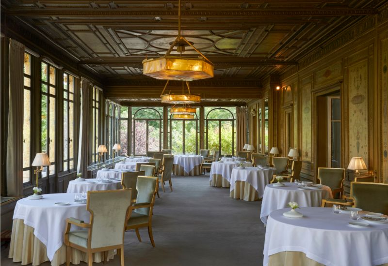 Where To Eat In Paris: 10 Luxury Restaurants In The City Of Lights luxury restaurants Where To Eat In Paris: 10 Luxury Restaurants In The City Of Lights All  no Paris at the Pavillon Ledoyen