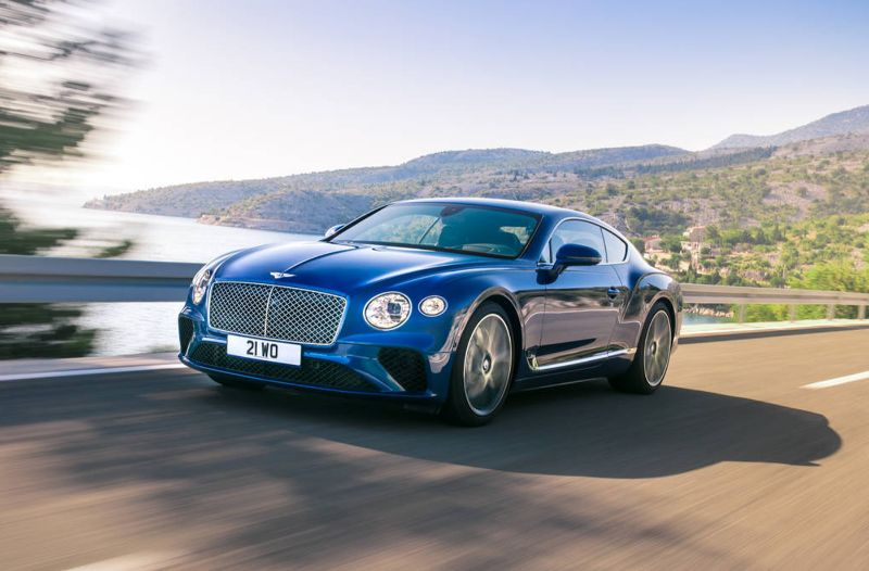 Powerful And Elegant - Discover The Best Supercars Of The Year 2019 supercars Powerful And Elegant – Discover The Best Supercars Of The Year 2019 Bentley Continental GT 1