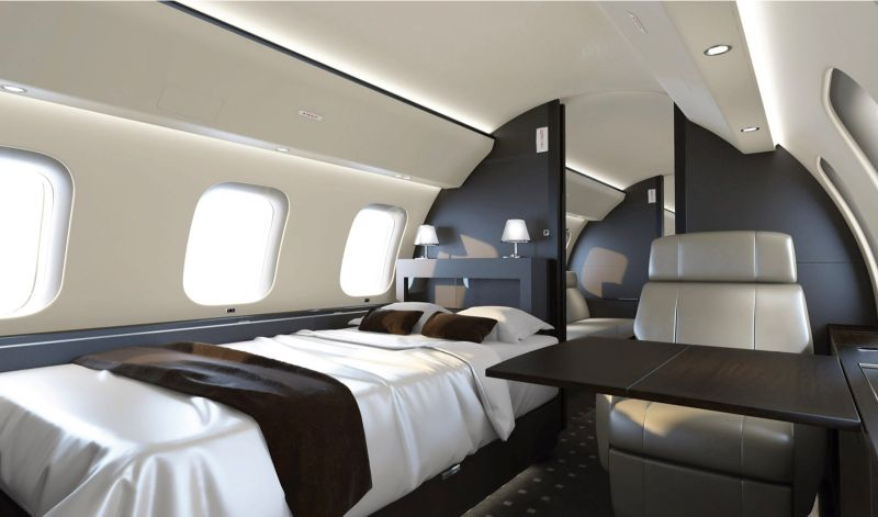 Flying To The Moon: The Five Best Private Jets Of The Year 2019 private jets Flying To The Moon: The Five Best Private Jets Of The Year 2019 Bombardier Global 7500 1