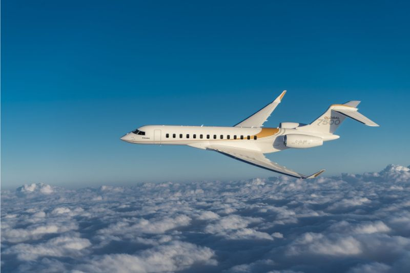 Flying To The Moon: The Five Best Private Jets Of The Year 2019 private jets Flying To The Moon: The Five Best Private Jets Of The Year 2019 Bombardier Global 7500 2