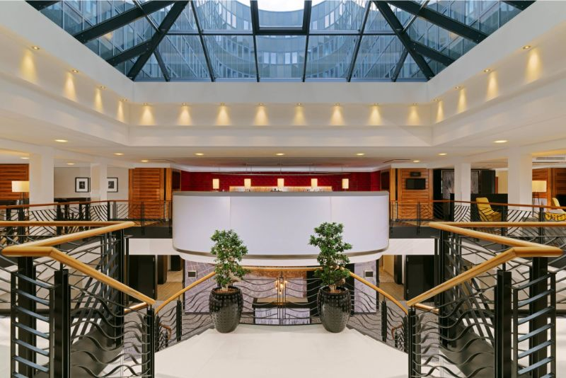 Where To Stay In Germany: The 5 Best Luxury Hotels In Cologne luxury hotels Where To Stay In Germany: The 5 Best Luxury Hotels In Cologne Cologne Marriott Hotel 1