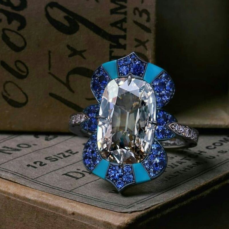 Innovative Artful Concepts: Here Are The Best Jewelry Pieces Of 2019 best jewelry pieces Innovative Artful Concepts: Here Are The Best Jewelry Pieces Of 2019 David Michael   s diamond ring