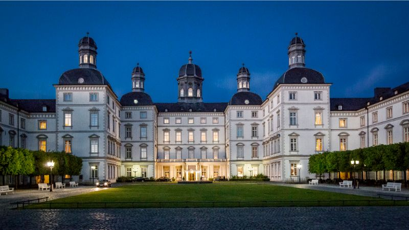 Where To Stay In Germany: The 5 Best Luxury Hotels In Cologne luxury hotels Where To Stay In Germany: The 5 Best Luxury Hotels In Cologne Grandhotel Schloss Bensberg 1