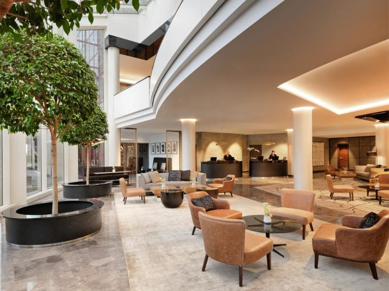 Where To Stay In Germany: The 5 Best Luxury Hotels In Cologne luxury hotels Where To Stay In Germany: The 5 Best Luxury Hotels In Cologne Hyatt Regency Cologne 1