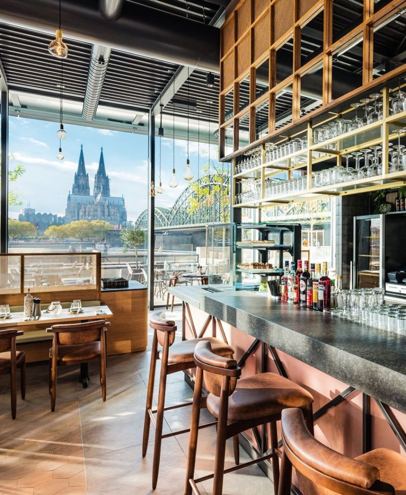 Where To Stay In Germany: The 5 Best Luxury Hotels In Cologne luxury hotels Where To Stay In Germany: The 5 Best Luxury Hotels In Cologne Hyatt Regency Cologne 2