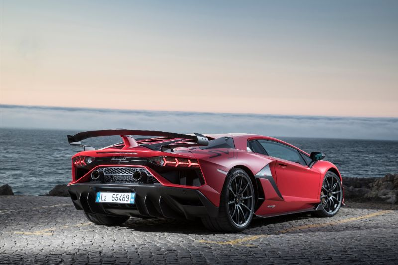 Powerful And Elegant - Discover The Best Supercars Of The Year 2019 supercars Powerful And Elegant – Discover The Best Supercars Of The Year 2019 Lamborghini Aventador SVJ 2