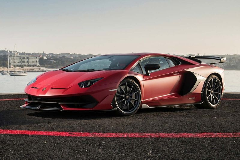 Powerful And Elegant - Discover The Best Supercars Of The Year 2019 supercars Powerful And Elegant – Discover The Best Supercars Of The Year 2019 Lamborghini Aventador SVJ