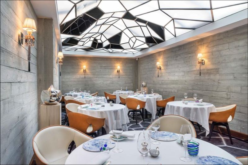 Where To Eat In Paris: 10 Luxury Restaurants In The City Of Lights luxury restaurants Where To Eat In Paris: 10 Luxury Restaurants In The City Of Lights Le Grand Restaurant 1