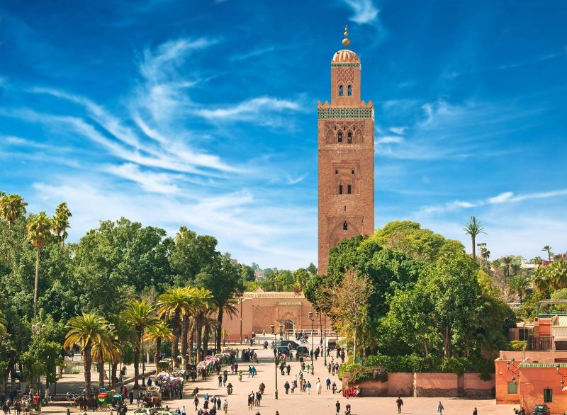 Top Travel Trends For 2020: Discover 10 Luxury Destinations To Visit luxury destinations Top Travel Trends For 2020: Discover 10 Luxury Destinations To Visit Marrakech 2