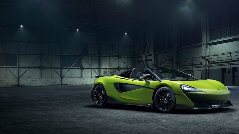 Powerful And Elegant - Discover The Best Supercars Of The Year 2019 supercars Powerful And Elegant – Discover The Best Supercars Of The Year 2019 McLaren 600LT Spider 1
