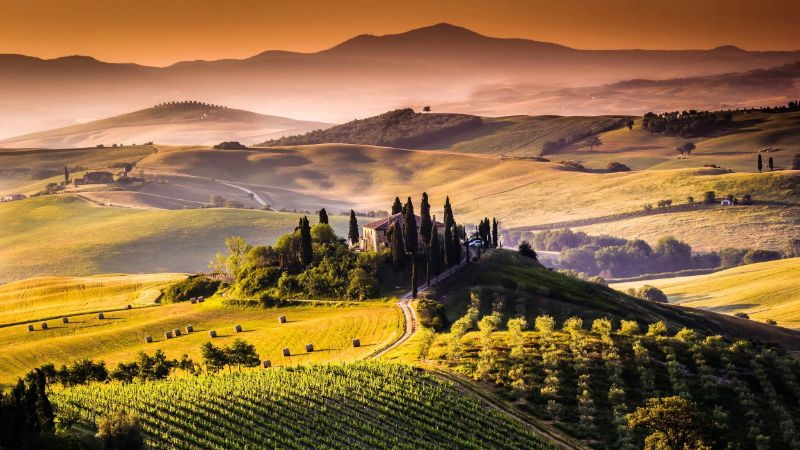 Top Travel Trends For 2020: Discover 10 Luxury Destinations To Visit luxury destinations Top Travel Trends For 2020: Discover 10 Luxury Destinations To Visit Tuscany 1