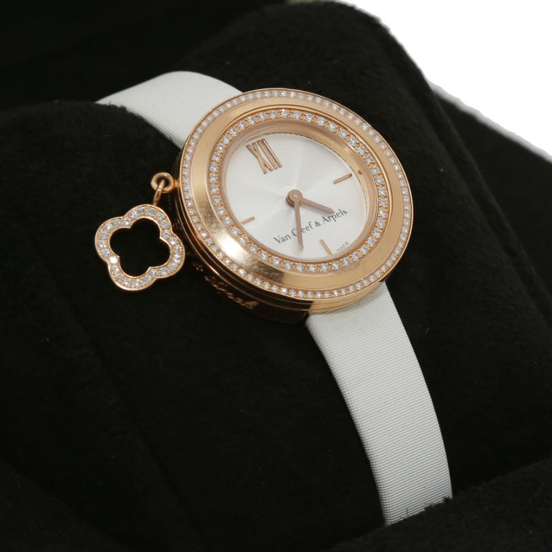 Discover The Best Holiday's Gifts: Unique & Luxury Watches For Women luxury watches Luxury Watches – Exclusive Timepieces For Women Van Cleef Arpels Charms Watch 1