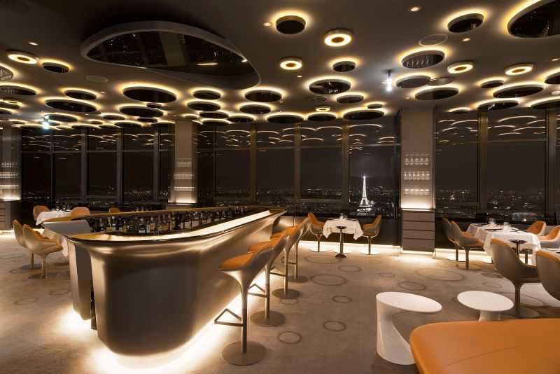 Where To Eat In Paris: 10 Luxury Restaurants In The City Of Lights luxury restaurants Where To Eat In Paris: 10 Luxury Restaurants In The City Of Lights ciel de paris