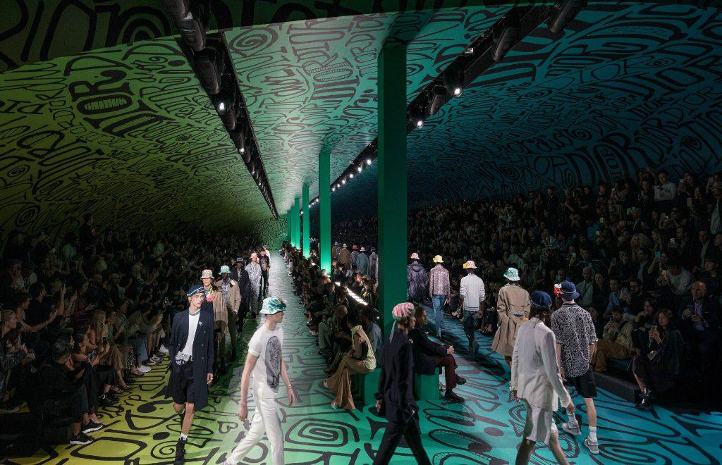 All About The Dior Men's Pre-Fall 2020 Show In Miami
