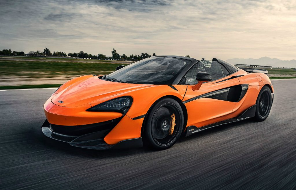 Powerful And Elegant – Discover The Best Supercars Of The Year 2019