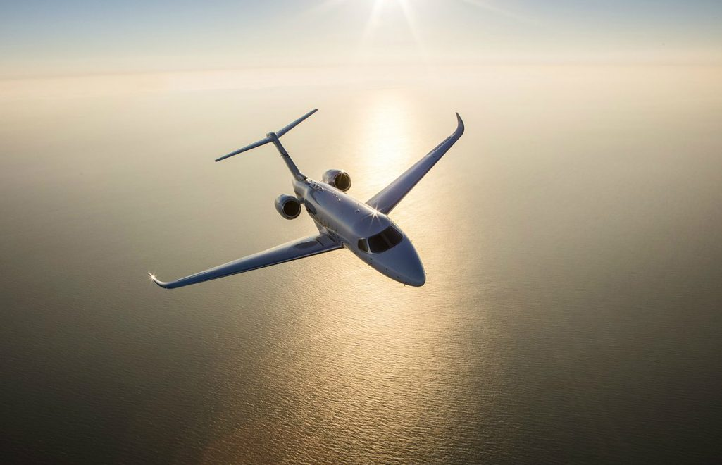 Cessna Citation Longitude: A New Aerodynamic Private Jet In The World