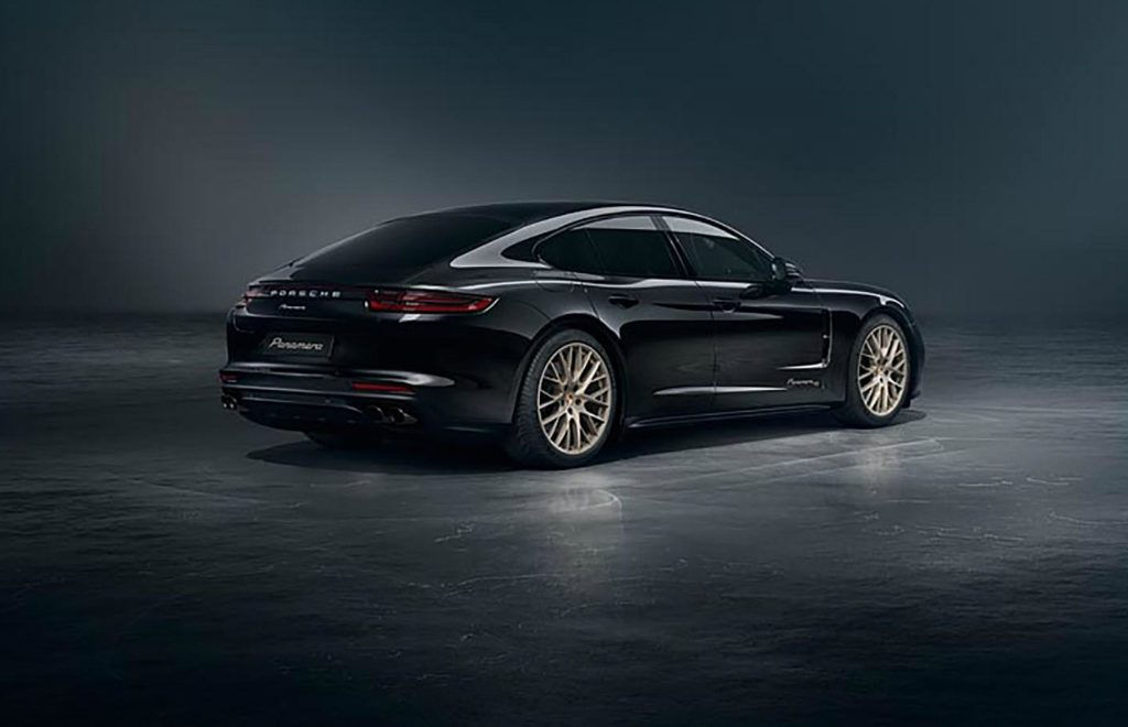 The New Porsche Panamera 10 Years Edition: The Supercar Of The Moment