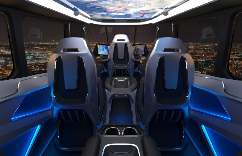 Flying To The Moon: The Five Best Private Jets Of The Year 2019
