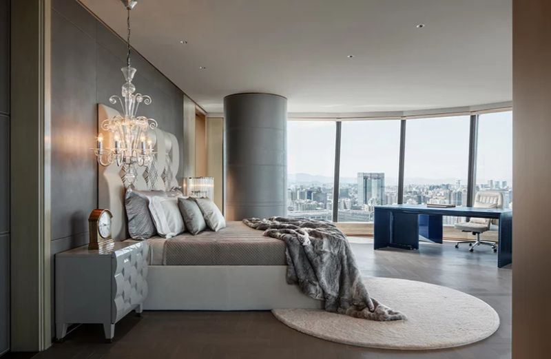 A Fendi's Luxury Apartment In Beijing: The Perfect Symbol Of Opulence [object object] A Fendi's Luxury Apartment In Beijing: The Perfect Symbol Of Opulence A Fendis Luxury Apartement In Beijing The Perfect Symbol Of Opulence 9