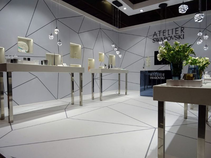 10 Luxury Furniture Brands To Visit During Maison Et Objet 2020 maison et objet 10 Luxury Furniture Brands To Visit During Maison Et Objet 2020 ATELIER SWAROVSKI