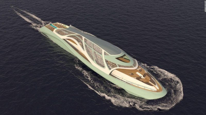 An Innovative Concept: Get Amazed By This Luxury Yacht And Submarine luxury yacht An Innovative Concept: Get Amazed By This Luxury Yacht And Submarine An Innovative Concept Get Amazed By This Luxury Yacht And Submarine 1