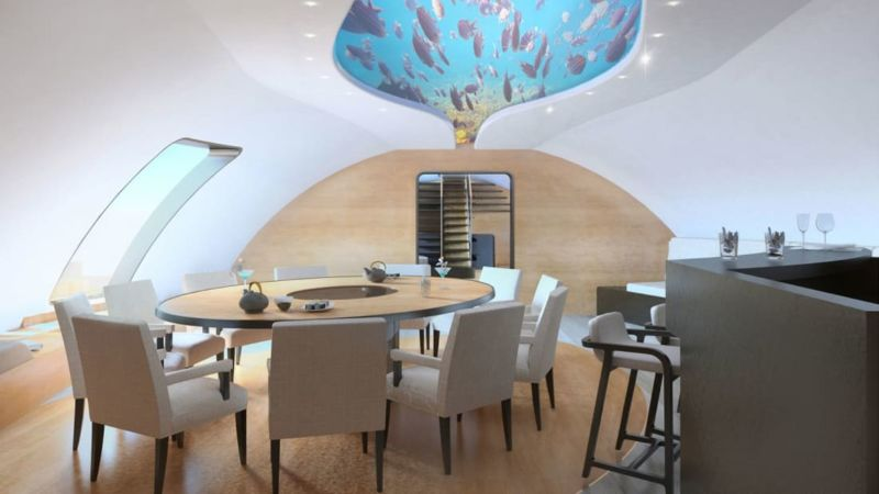 luxury yacht An Innovative Concept: Get Amazed By This Luxury Yacht And Submarine An Innovative Concept Get Amazed By This Luxury Yacht And Submarine 11