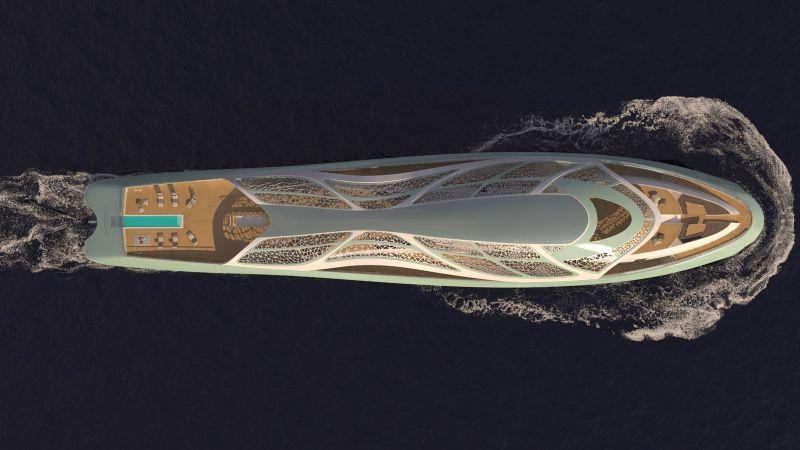 luxury yacht An Innovative Concept: Get Amazed By This Luxury Yacht And Submarine An Innovative Concept Get Amazed By This Luxury Yacht And Submarine 2
