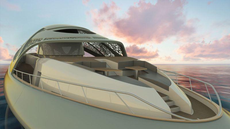 luxury yacht An Innovative Concept: Get Amazed By This Luxury Yacht And Submarine An Innovative Concept Get Amazed By This Luxury Yacht And Submarine 4