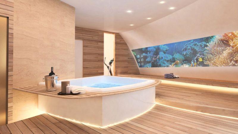 luxury yacht An Innovative Concept: Get Amazed By This Luxury Yacht And Submarine An Innovative Concept Get Amazed By This Luxury Yacht And Submarine 7