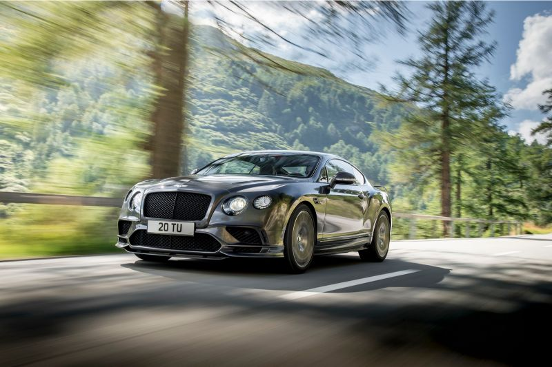 The 10 Greatest Supercars Of The 21st Century supercars 21st Century's Most Exclusive, Luxurious And Fastest Supercars Bentley Continental Supersports