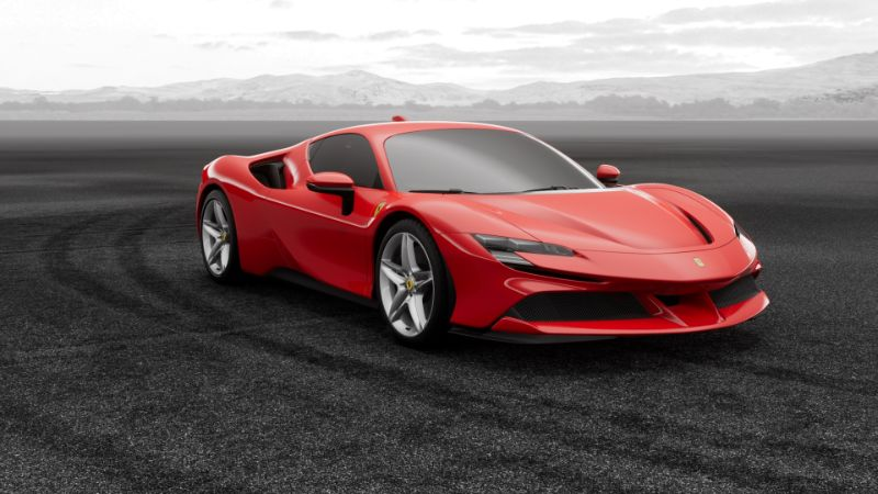 The 10 Greatest Supercars Of The 21st Century supercars 21st Century's Most Exclusive, Luxurious And Fastest Supercars Ferrari SF90 Stradale
