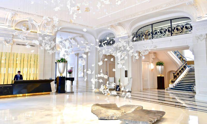 Where To Stay During Maison et Objet 2020: 10 Luxury Hotels In Paris luxury hotels Where To Stay During Maison et Objet 2020: 10 Luxury Hotels In Paris Hotel The Peninsula Paris