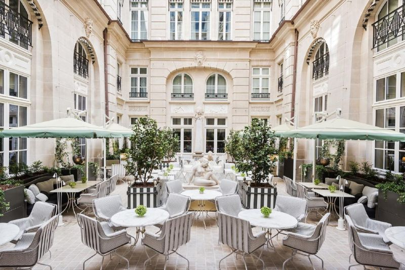 Where To Stay During Maison et Objet 2020: 10 Luxury Hotels In Paris luxury hotels Where To Stay During Maison et Objet 2020: 10 Luxury Hotels In Paris Hotel de Crillon