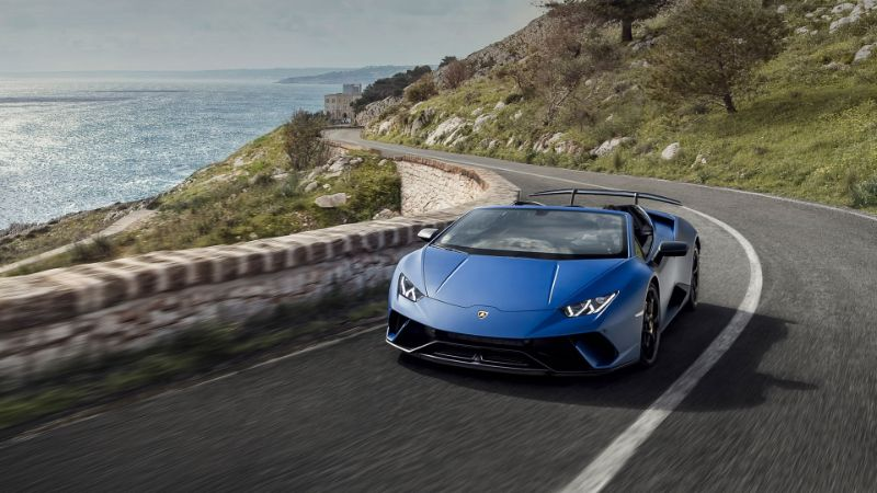 The 10 Greatest Supercars Of The 21st Century supercars 21st Century's Most Exclusive, Luxurious And Fastest Supercars Lamborghini Hurac  n Performante