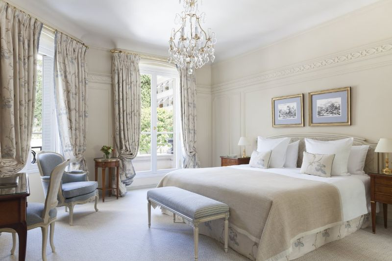Where To Stay During Maison et Objet 2020: 10 Luxury Hotels In Paris luxury hotels Where To Stay During Maison et Objet 2020: 10 Luxury Hotels In Paris Le Bristol