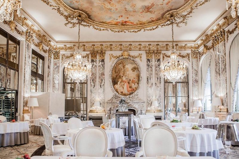 Where To Stay During Maison et Objet 2020: 10 Luxury Hotels In Paris luxury hotels Where To Stay During Maison et Objet 2020: 10 Luxury Hotels In Paris Le Meurice
