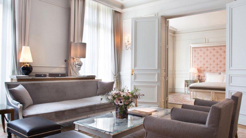 Where To Stay During Maison et Objet 2020: 10 Luxury Hotels In Paris luxury hotels Where To Stay During Maison et Objet 2020: 10 Luxury Hotels In Paris Le Royal Monceau Raffles Paris