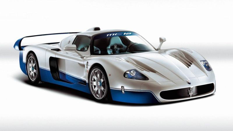 The 10 Greatest Supercars Of The 21st Century supercars 21st Century's Most Exclusive, Luxurious And Fastest Supercars Maserati MC12
