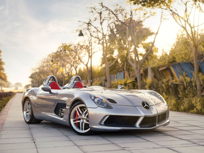 The 10 Greatest Supercars Of The 21st Century supercars 21st Century's Most Exclusive, Luxurious And Fastest Supercars Mercedes Benz SLR McLaren