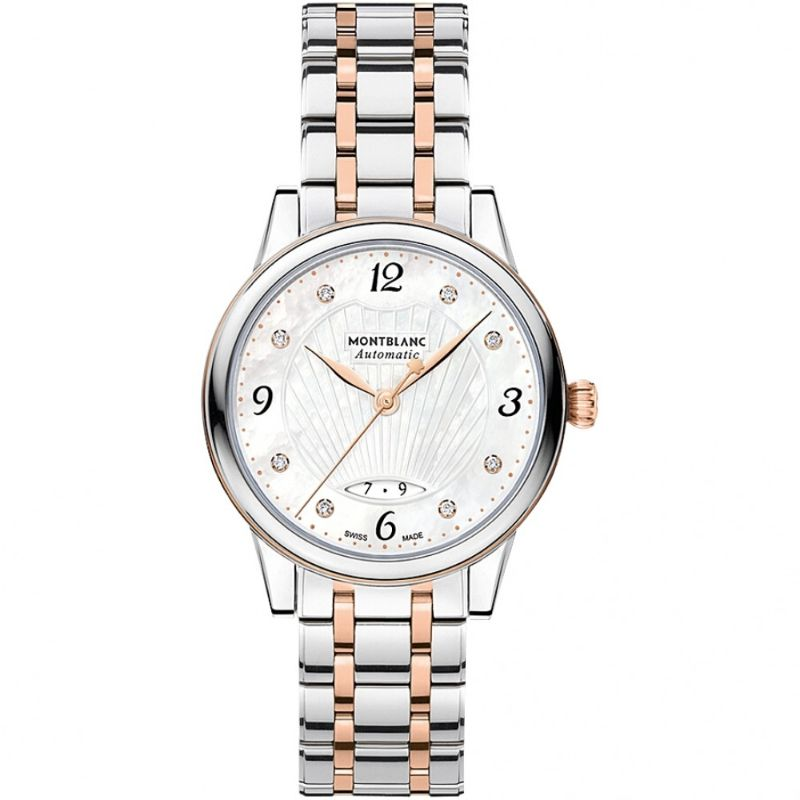 Discover 10 Exclusive And Luxury Products By Montblanc montblanc Discover 10 Exclusive And Luxury Products By Montblanc Montblanc Boh  me Automatic Date 28mm