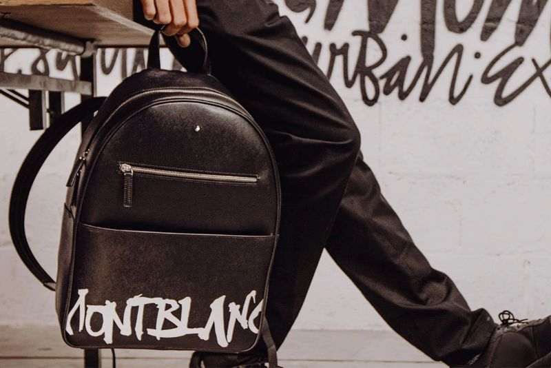 Discover 10 Exclusive And Luxury Products By Montblanc montblanc Discover 10 Exclusive And Luxury Products By Montblanc Montblanc Sartorial Calligraphy Backpack Dome