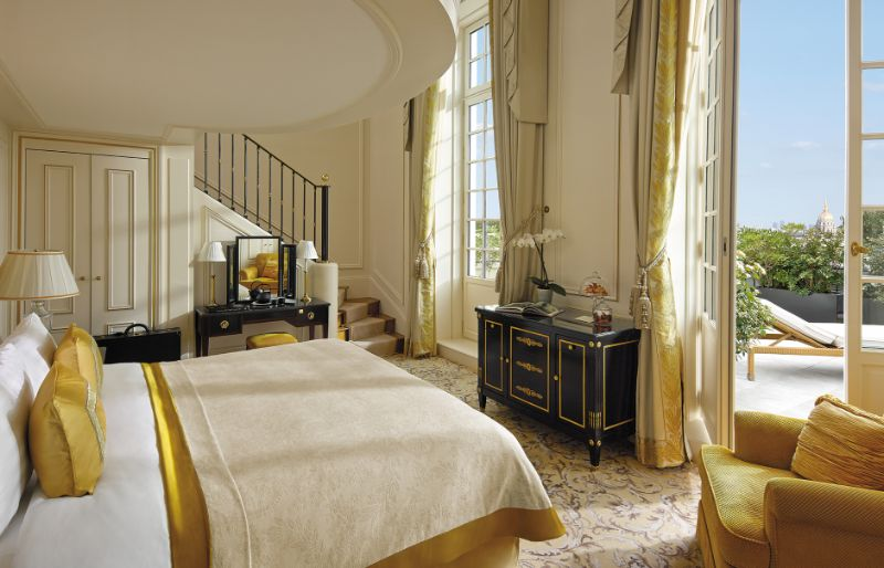 Where To Stay During Maison et Objet 2020: 10 Luxury Hotels In Paris luxury hotels Where To Stay During Maison et Objet 2020: 10 Luxury Hotels In Paris Shangri La Hotel Paris