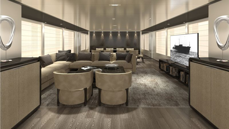 The Upcoming 43M Fast HT: Inside The New Baglietto Luxury Yacht luxury yacht The Upcoming 43M Fast HT: Inside The New Baglietto Luxury Yacht The Upcoming 43M Fast HT Inside The New Baglietto Luxury Yacht 10